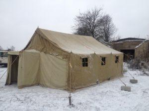 Аренда армейской палатки У3-68