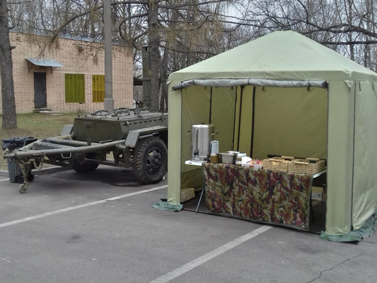 Полевая-кухня Кп-130