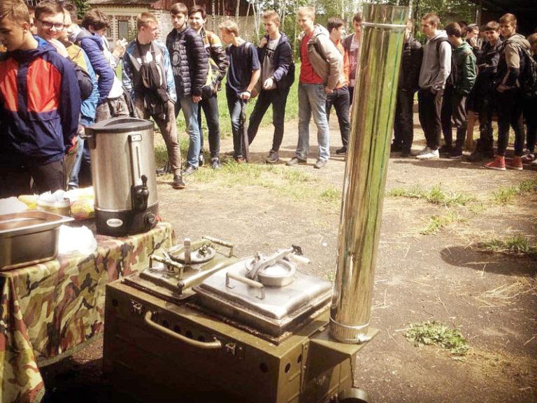 Полевая-кухня Кп-30