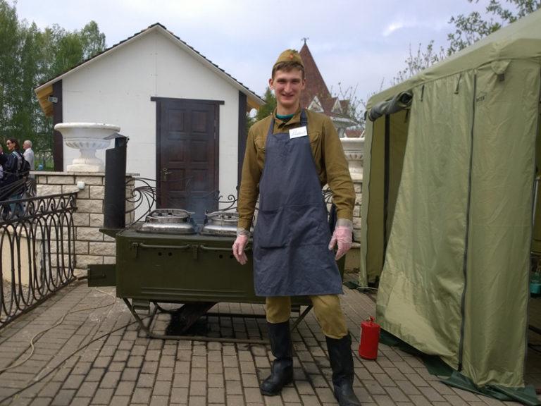 Полевая-кухня Кп-75