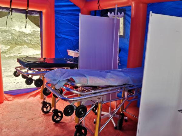 мобильный госпиталь