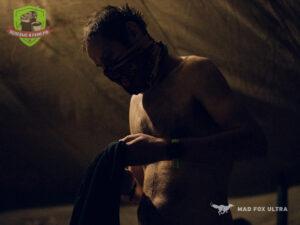 Армейские палатки и шатры с обогревом