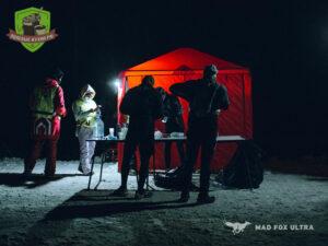Мобильные шатры пункты обогрева для судей