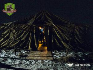 Теплые армейские палатки на спортивные мероприятия