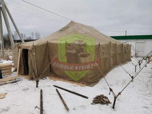 Палатки Усб-56 на Madfoxultra