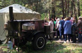полевая кухня кп-125