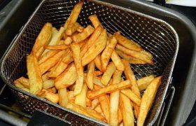 Картофель Фри на мероприятие