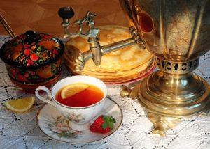 Кофе-брейк в русском стиле