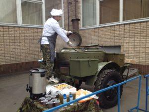 Аренда полевой кухни КП-2-48