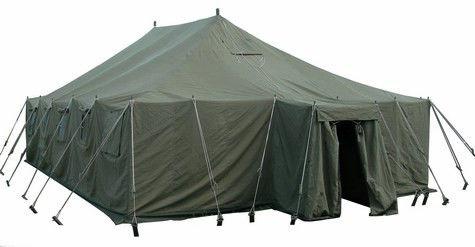 Армейская палатка в аренду