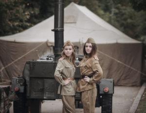 Аренда военно-полевой кухни кп-130