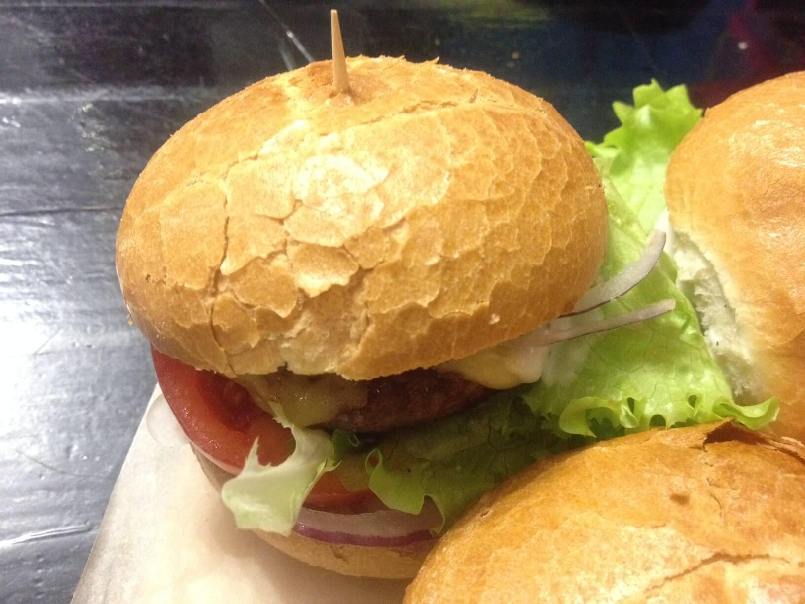 Zakakat burger