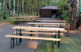 Аренда деревянной мебели Пг-500